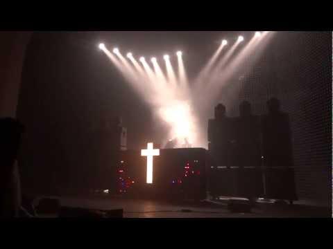 Justice - Genesis - Live at O2 Brixton Academy