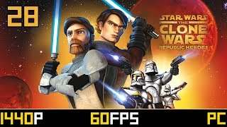 Star Wars: The Clone Wars - Republic Heroes - Mission 28 - Returning the Favor (All Artifacts)