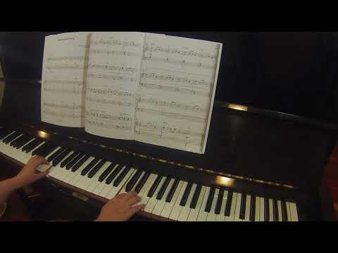 Ukrainian Bell Carol by Mykola Leontovych | The Giant Book of Christmas Sheet Music Dan Coates piano