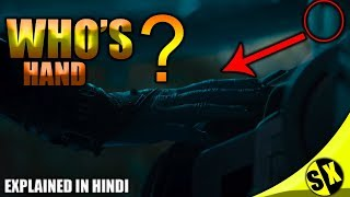 Who's Hand Mystery In Avengers End Game Trailer   Dr.Doom After Avengers 4   Hindi   Super Xpose