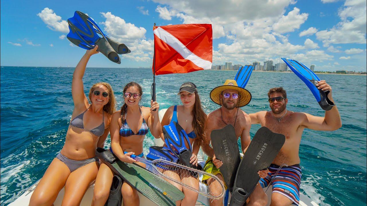 LOBSTER SEASON 2021 HOW TO! Snorkeling/Diving Florida Reefs