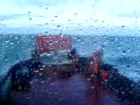 PORTREE II in the Irish Sea.