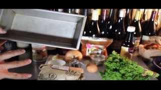 Wine Lovers Meatloaf Recipe - James Meléndez / James The Wine Guy