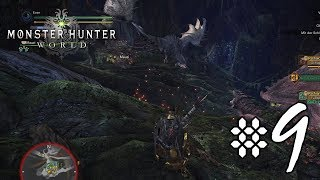 Monster Hunter World #009 Spuren suchen