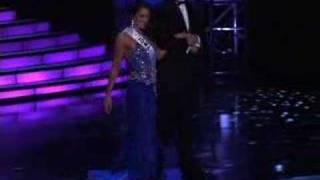 Miss Iowa USA gown
