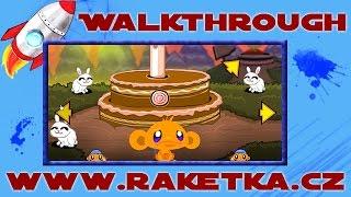 Monkey GO Happy Easter - Návod - Walkthrough