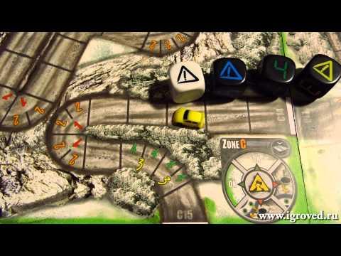 Раллимэн. Обзор настольной игры от Игроведа