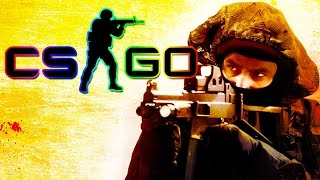 CS:GO - Drop the Mic and Walk Away! (Counter Strike: Funny Moments and Fails!)