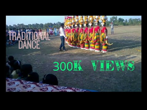Santali traditional and magical dance.....