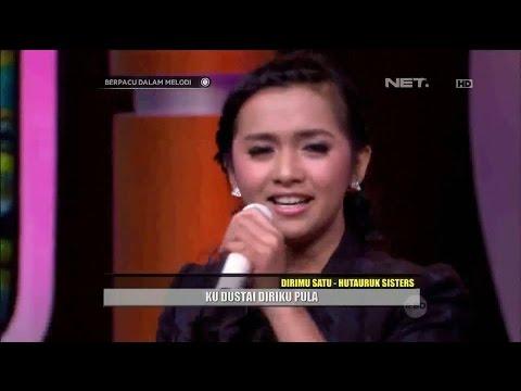Putri Ayu - Dirimu Satu (Berpacu Dalam Melodi NET TV)