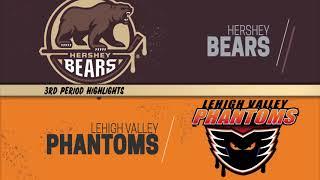The Hershey Bears vs Lehigh Valley Phantoms - 12/07/2019
