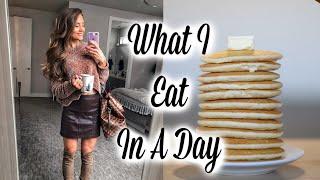 Full Day Of Eating!