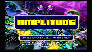 Amplitude (2003) // Demo Gameplay