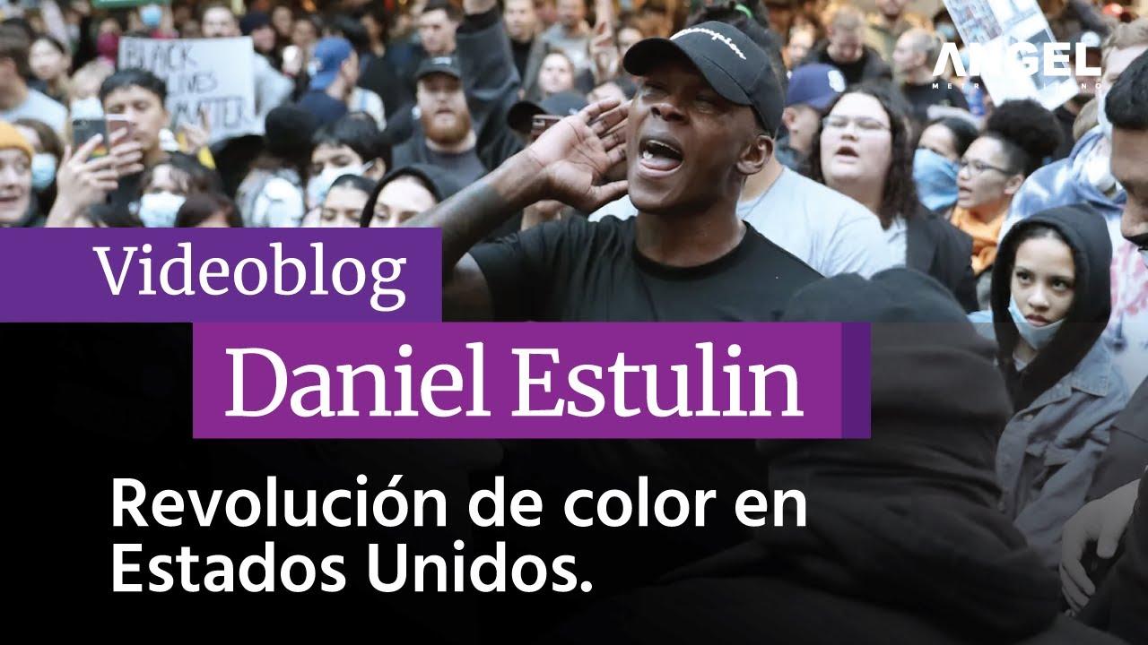 DANIEL ESTULIN | REVOLUCIÓN DEL COLOR EN USA | #ElRincondeEstulin