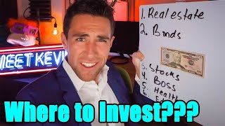 6 Ways to Invest & Prepare for 2019. The Mix of Cardone, Ramsey, Gary Vee, and Valuetainment.