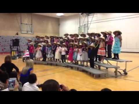Kinder Graduation WILL I AM SESAME Street song