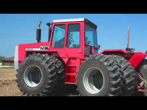 Massey Ferguson 4840 Youtube