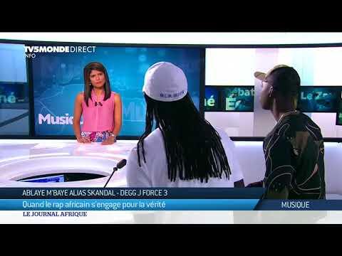 Musique : Les rappeurs guinéens du groupe DEGG J Force 3