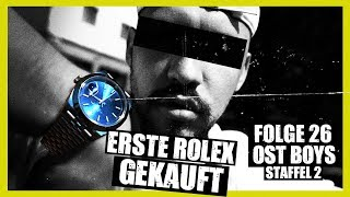 ERSTE ROLEX GEKAUFT | 26. FOLGE | STAFFEL 2 | OST BOYS
