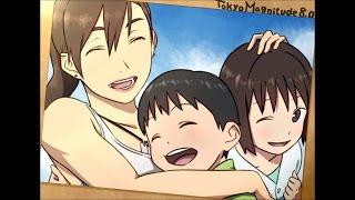 Tokyo Magnitude 8.0 - Episode 02 vostfr - Le monde se brise (Kowareta, Sekai)