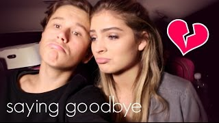 One of Carrington Durham's most viewed videos: saying goodbye...