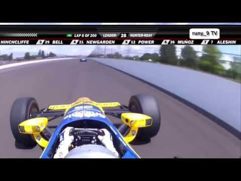 Indy 500 2016 Full Race [IndyCar]
