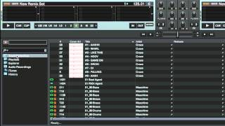 TRAKTOR PRO 2: Importieren einer Backup Collection
