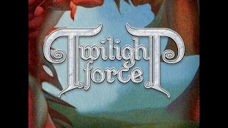 "Twilight Force ""The Power of the Ancient Force"" (Lyric Video)"