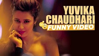 Yuvika Chaudhary - Funny Scene | Dabangg Style | Yaaran Da Katchup | Best Comedy Punjabi Movies