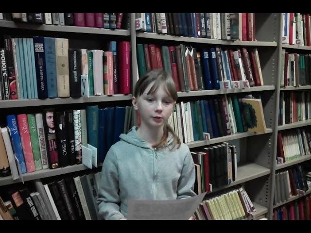 Изображение предпросмотра прочтения – КаринаИзраилева читает произведение «Собаки спущены с цепи» М.И.Цветаевой