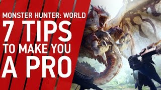 7 Tips To Make You A Pro at Monster Hunter: World