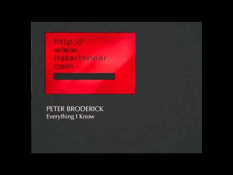 Peter Broderick - Everything I Know