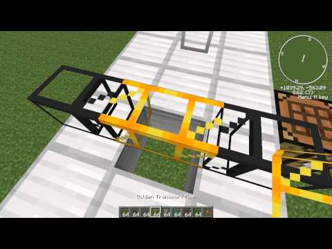 Feed The Beast Quickie - BuildCraft: Item Transport Pipes