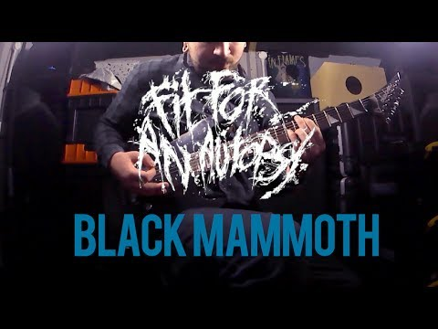 Fit For An Autopsy - Black Mammoth (Guitar Cover/Instrumental)