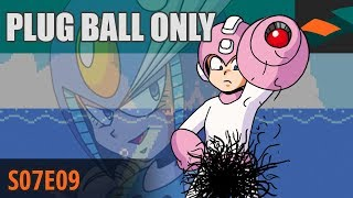 Snupsters Race Mega Man 9, PLUG BALL ONLY!