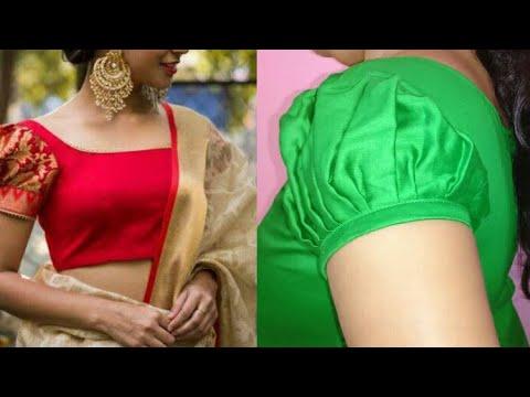 bc16bb5f1eeb61 New puff sleeves easy making