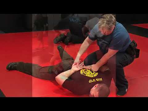 Law Enforcement Defensive Tactics Training at Xtreme Krav Maga St. Louis