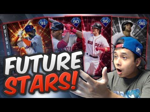 DIAMOND PULL! FUTURE STARS ARE HERE! NEW UPDATE! | MLB THE SHOW 17 DIAMOND DYNASTY