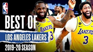 Best Of Lakers 2019-20 Season
