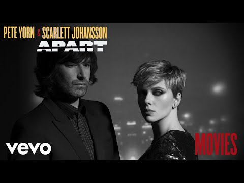 Pete Yorn, Scarlett Johansson - Movies (Audio)