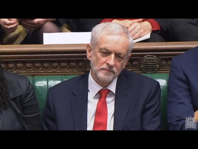 Row erupts in House of Commons as Jeremy Corbyn is accused of calling Theresa May a stupid woman