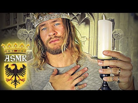 ASMR ♛ Summoned By Your KING (French Accent)