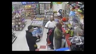 Surveillance Video of Robbery Suspects at 6060 West Bellfort
