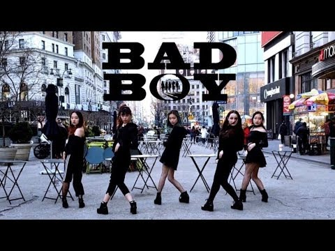 [KPOP IN PUBLIC NYC] Red Velvet (레드벨벳) - Bad Boy Dance Cover