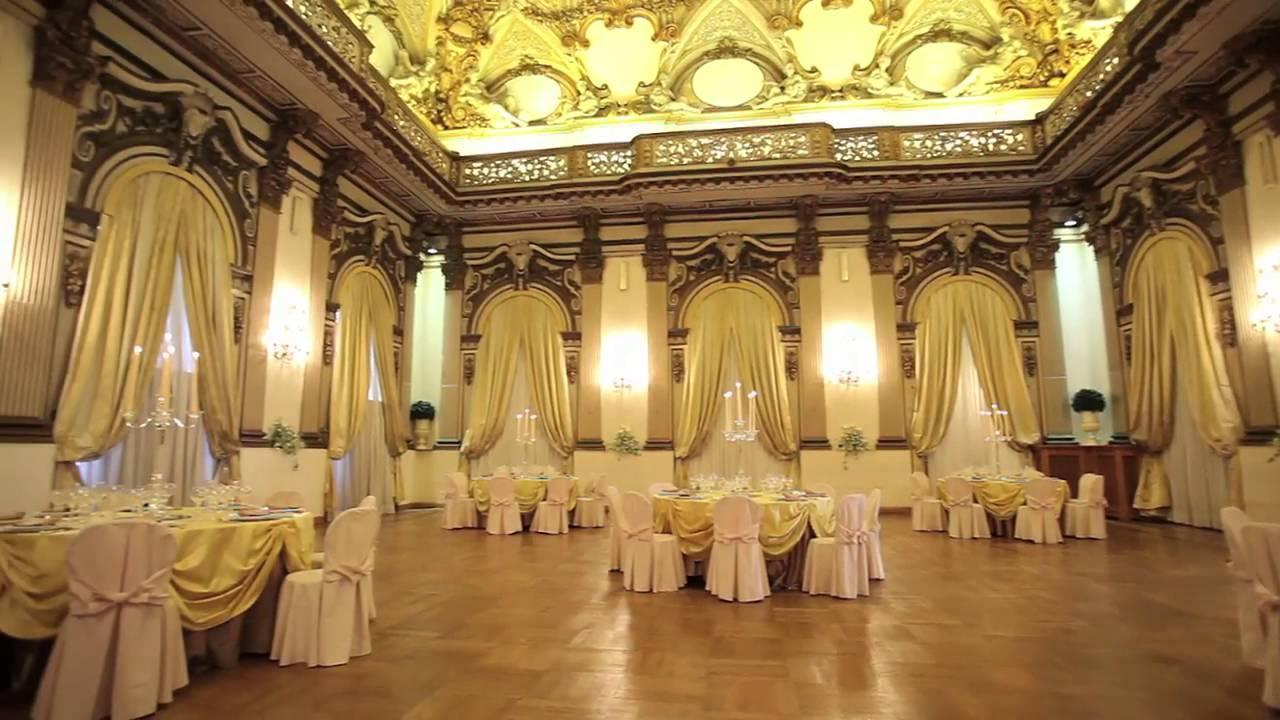 Saloni di palazzo brancaccio youtube for Saloni di lusso
