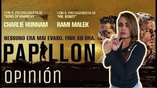 Cine593 - Opinión - Papillón la gran fuga