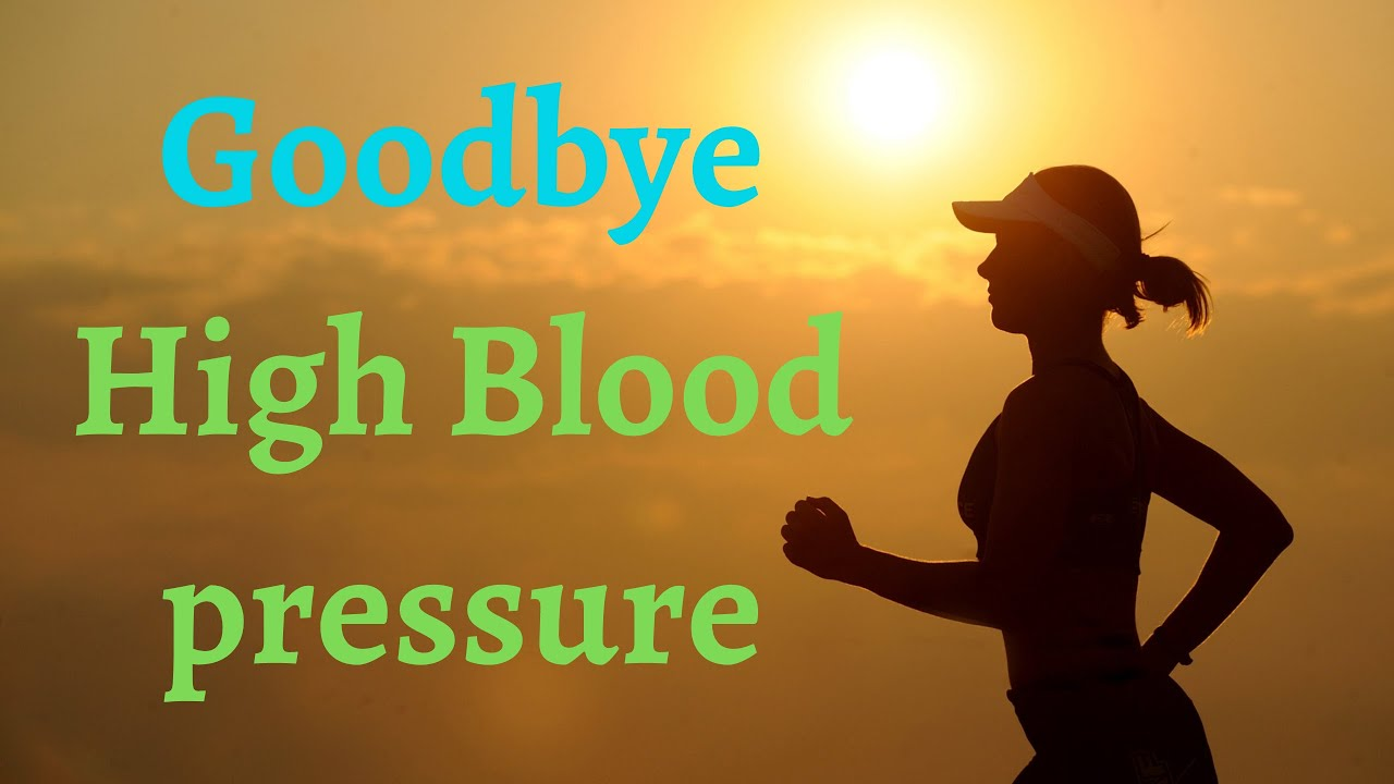 New devastating effects of blood pressure medication discovered – Exercise to lower blood pressure