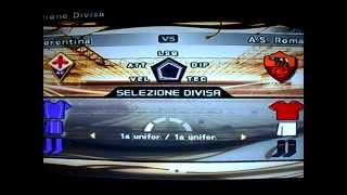 PES 6 Gameplay Ita