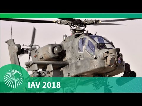 IAV 2018: UTC Aerospace Systems on ground vehicle threat detection