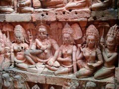 Cambodia #15 - Angkor Temples and Khmer music